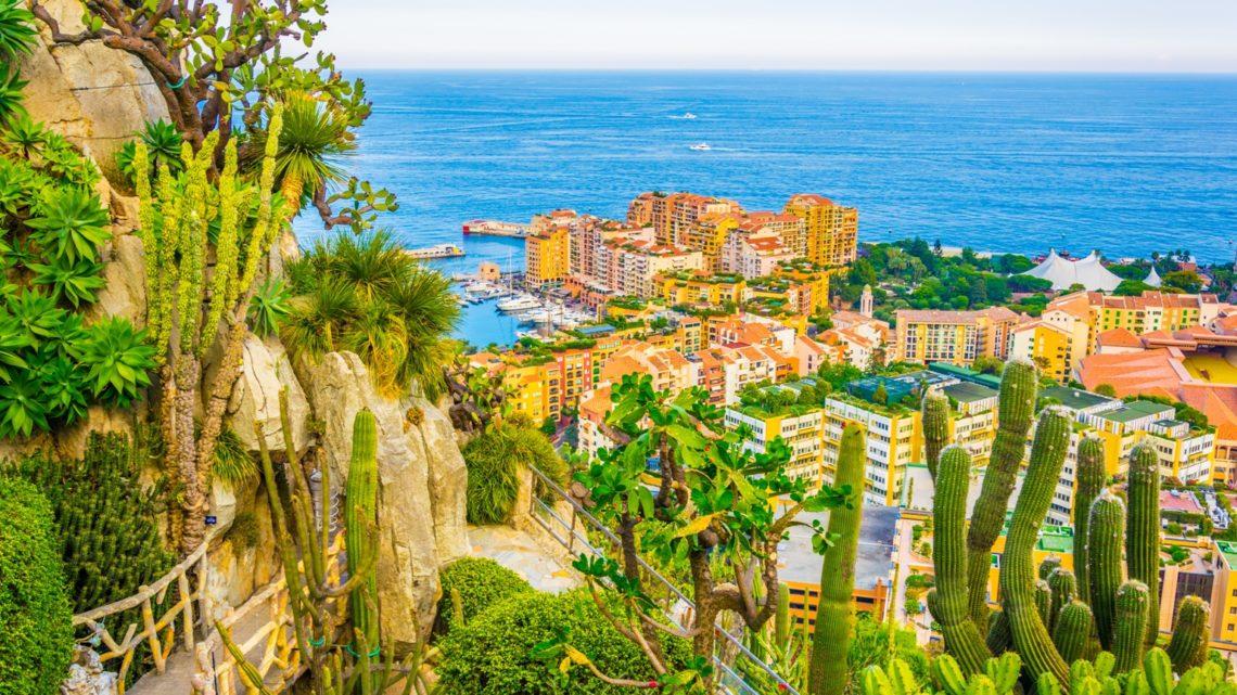 Сады Монако